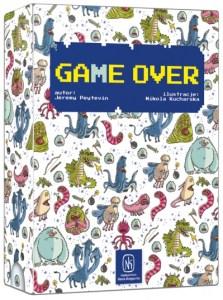 GameOver okładka gry