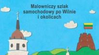 Malowniczy szlak samochodowy po Wilnie i okolicach. © Centrum Informacji Turystycznej m. Wilna i Biuro Konferencyjne - vilnius-tourism.lt