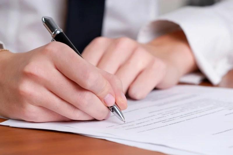 Poświadczenie własnoręczności podpisu featured image