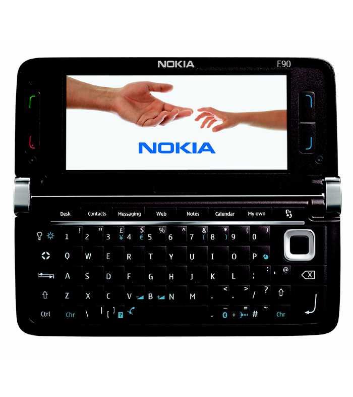 Nokia E Communicator Logo