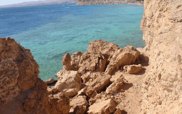 Дахаб - восточное побережье Синайского полуострова