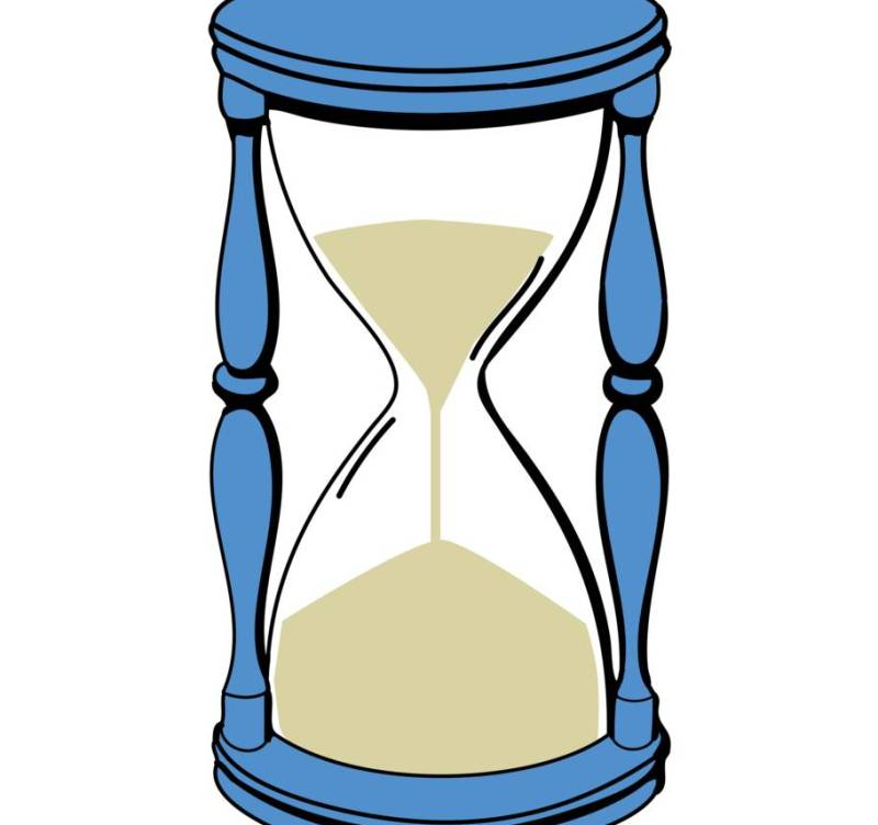 Часы - символ смерти.