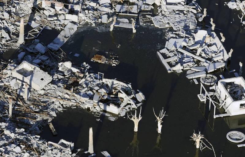 Вилья-Эпекуэн. Наводнение.