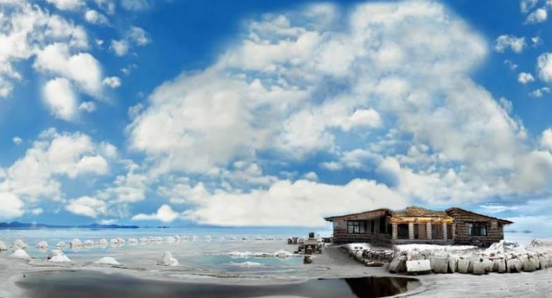Солончак Уюни гостиница