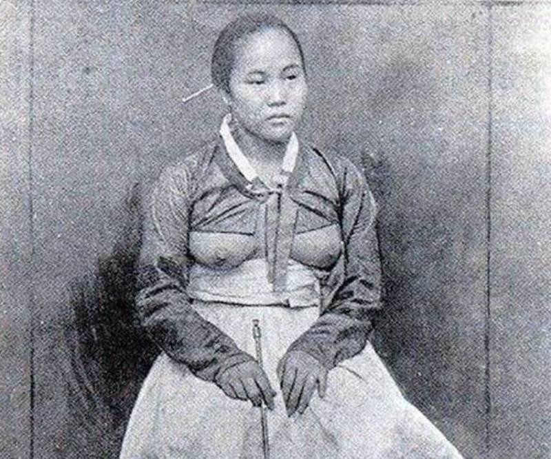 Корея женщина