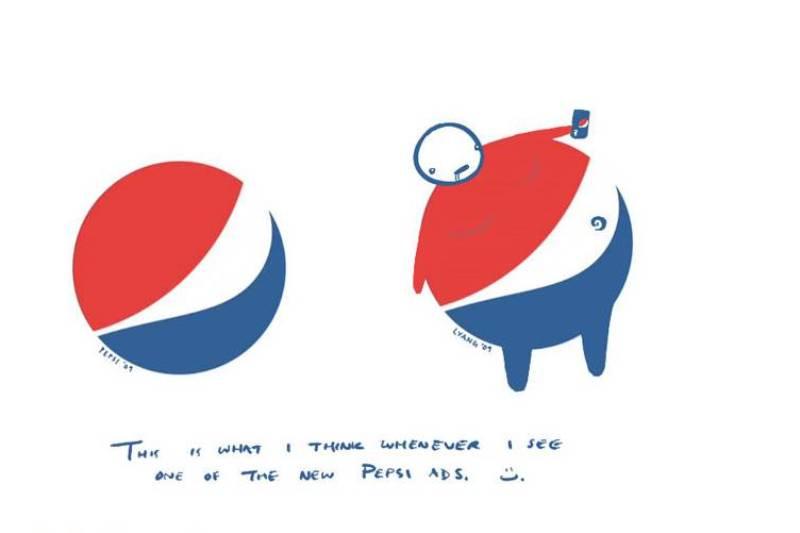 Странный логотип