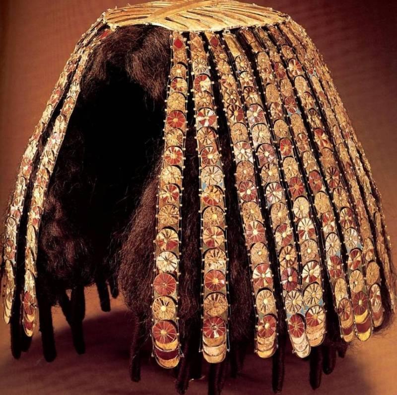 Факты о волосах парики Египет
