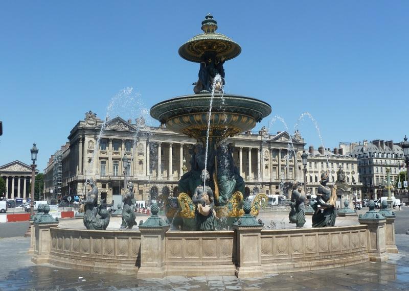 Площадь Согласия в Париже. Фотоисточник