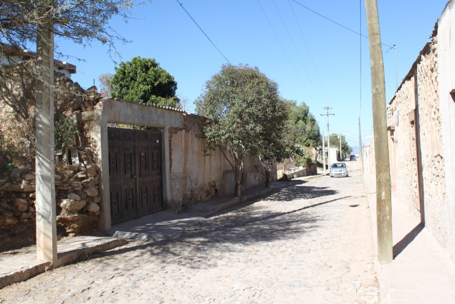streets in Pozos