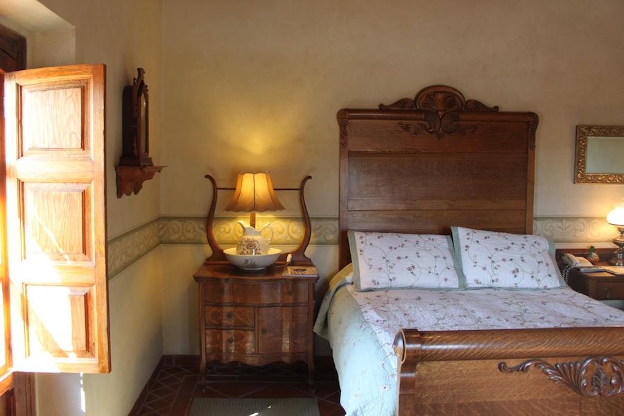 tesoros hotel in pozos