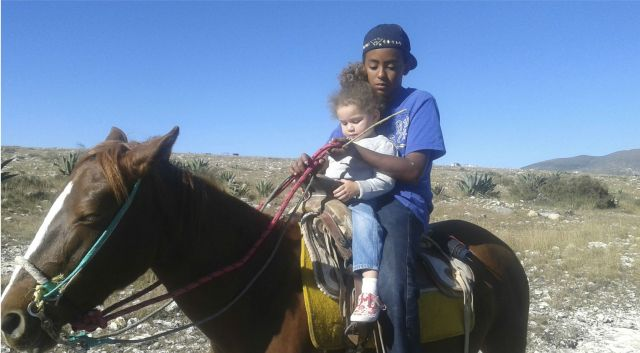 ty and tally on a horse2