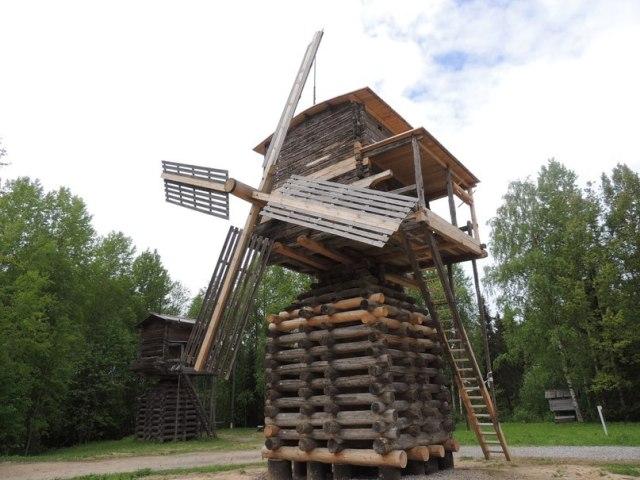 Малые Карелы музей под открытым небом
