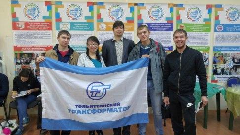 Специалисты «Тольяттинского Трансформатора» поделились каплей жизни