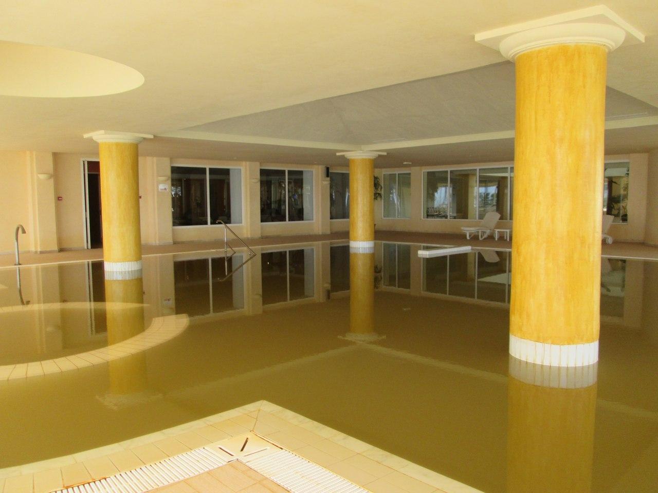 Тунис. Отель Зефир