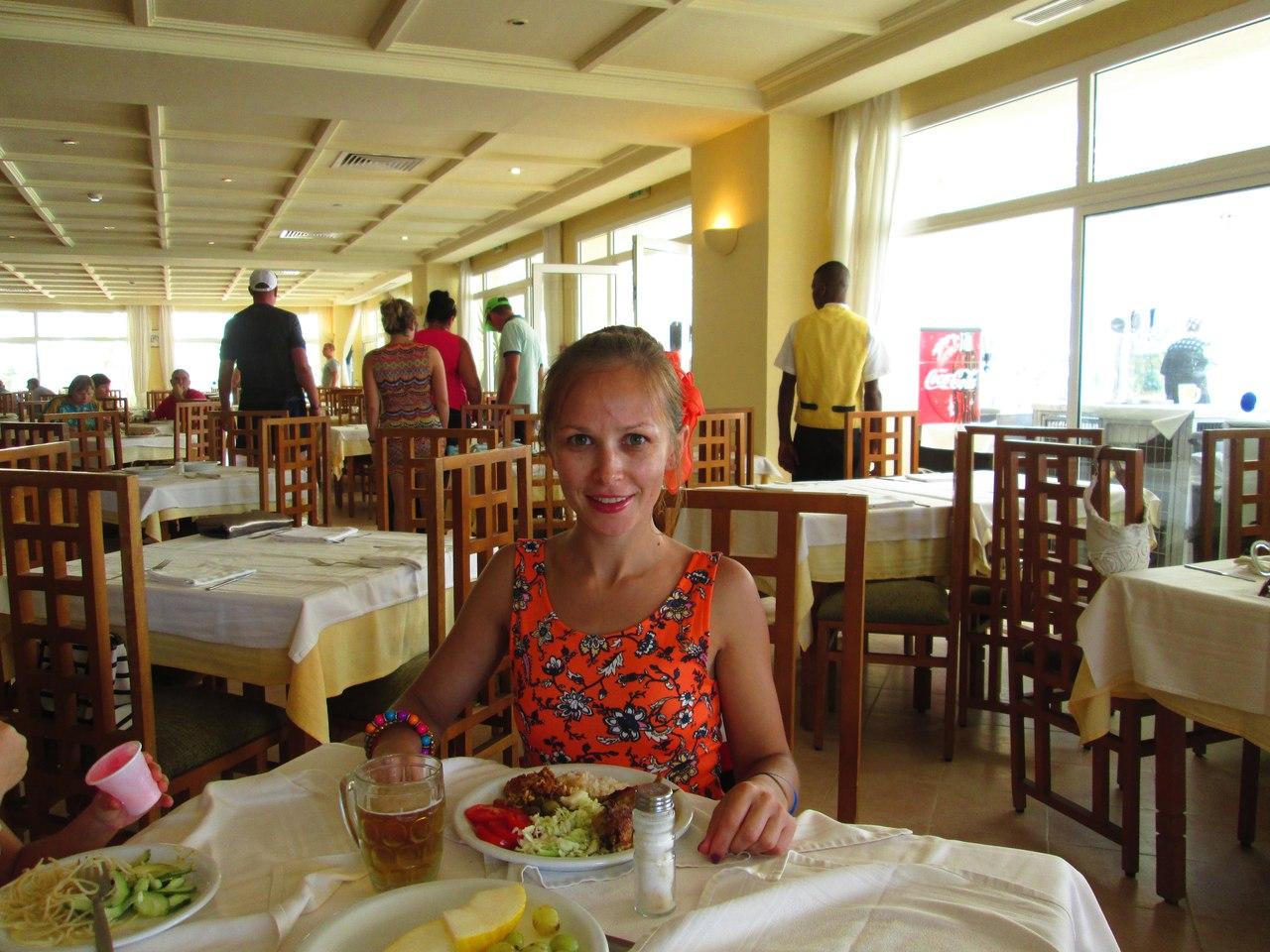 Тунис, отель Зефир