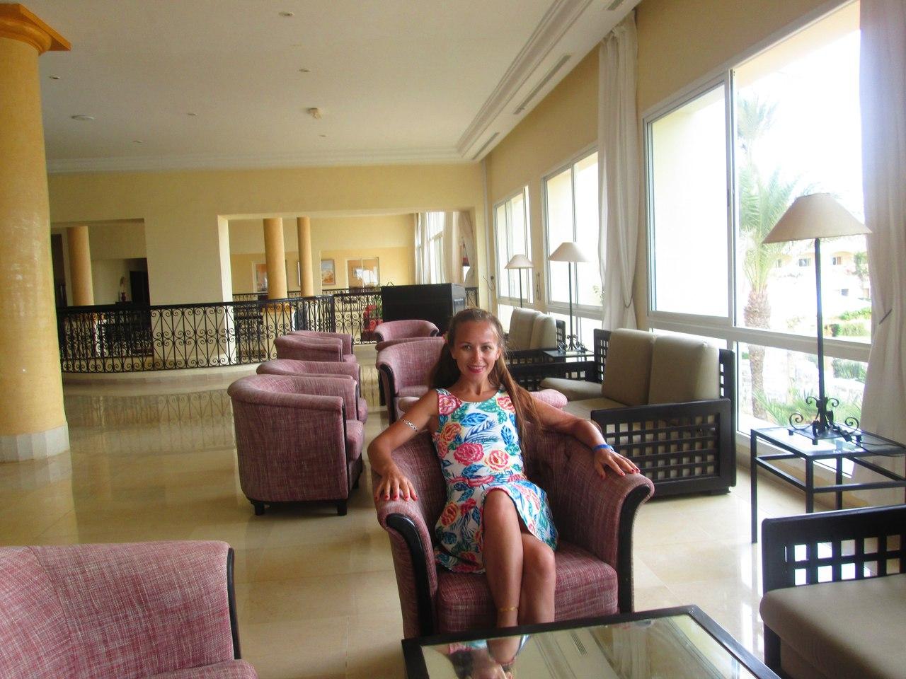 Тунис. Zephir Hotel