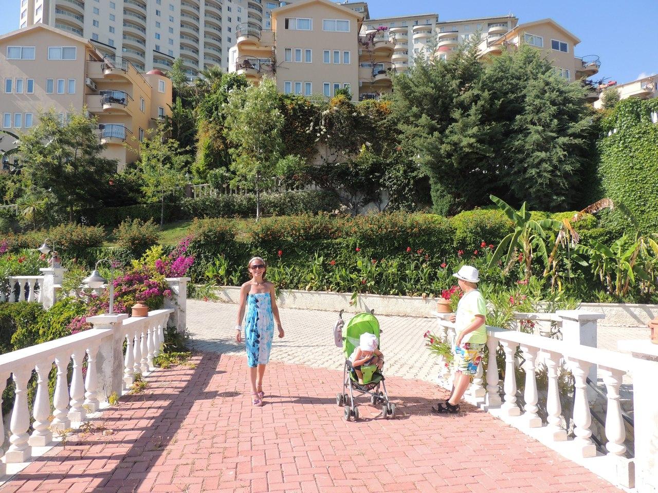 Турция › Алания • Голдcити, Gold City Hotel.