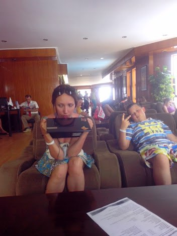 Wi-fi в отеле Xeno Hotels Club Mare