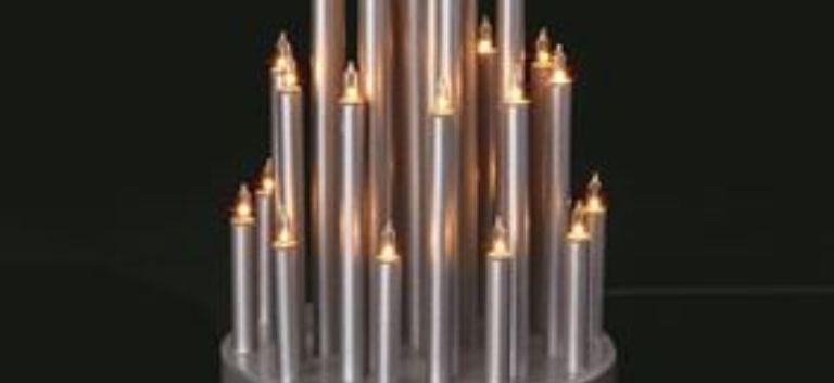 Серебряные свечи в магии