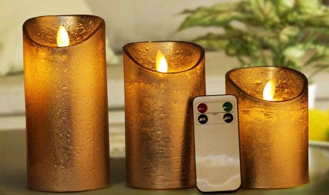 Золотые свечи в магии