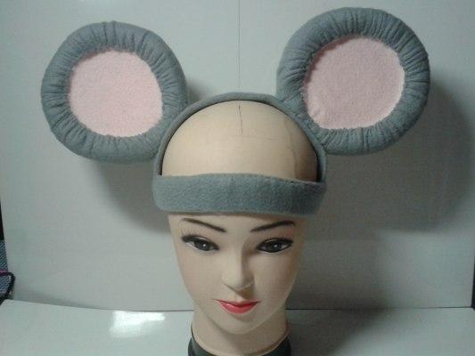 Маски - шапочки для сказки.