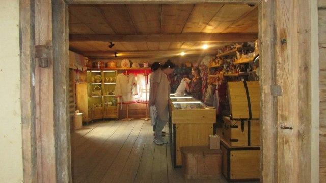 Малые Корелы - музей под открытым небом