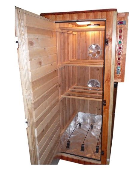 Автоматическая коптильня для холодного и горячего копчения Прокоптим 1500