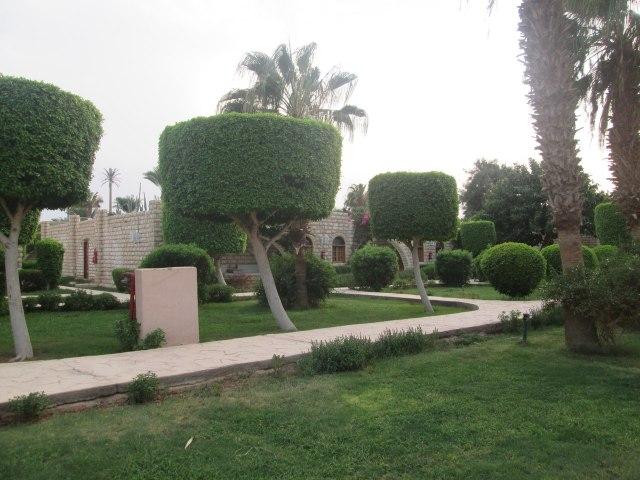 Отель Жасмин Вилладж в Хургаде, Египет