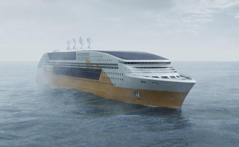 Проект морской экосистемы будущего