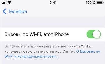 Что такое вызовы по Wi-Fi и как активировать эту опцию
