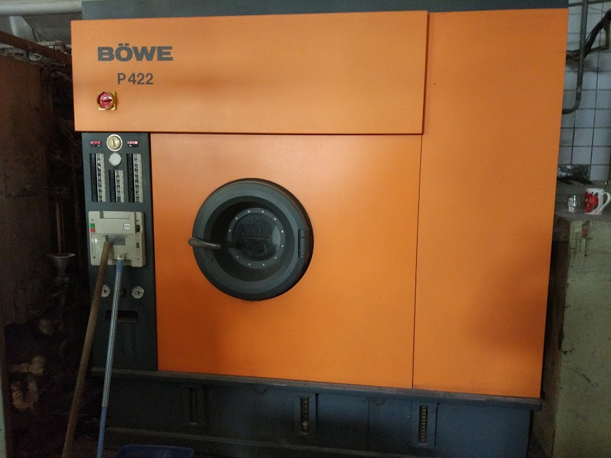 запчасти для машины химчистки Bowe P422
