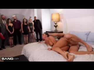 Bang Confessions Abigail Mac Fucks In Front Of Friends For New Years