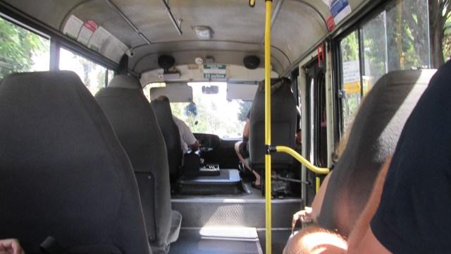 Автобусы в Сочи