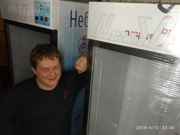 сделать озоновый шкаф своими руками