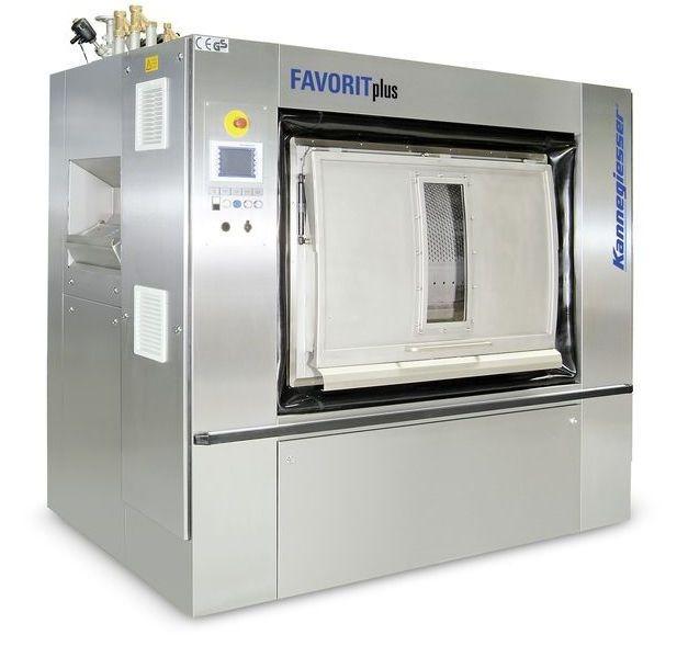 промышленная стиральная машина с боковой загрузкой