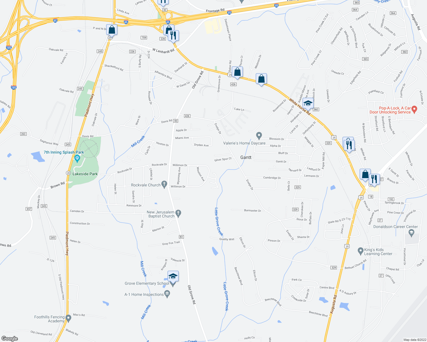 Restaurants Near Me Greenville Sc