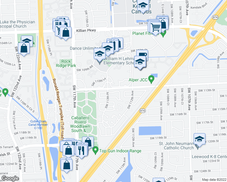 Restaurants Near Me 33176