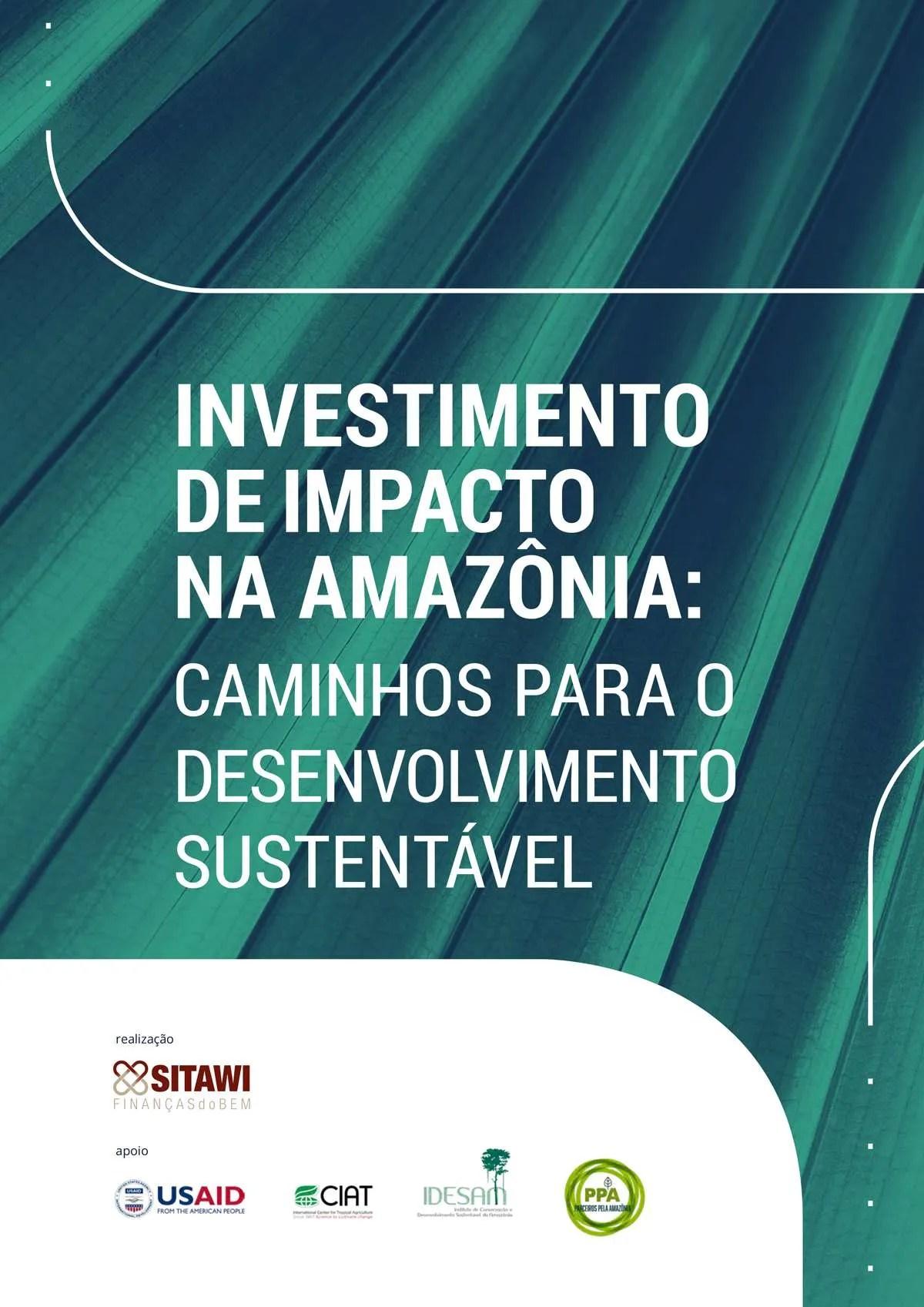 Investimento de impacto na Amazônia: caminhos para o desenvolvimento sustentável
