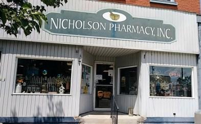 Nicholoson.Pharmacy