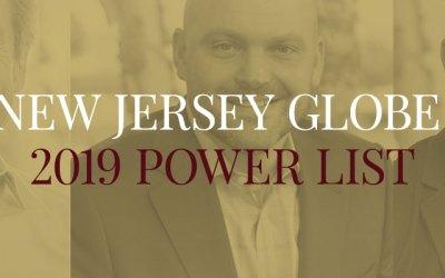 New Jersey Globe 2019 Power List