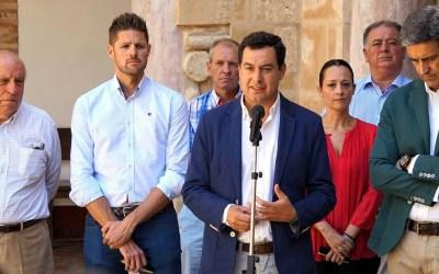 """Moreno pide a Díaz que """"proteja y se ponga al día"""" con el sector de la caza"""
