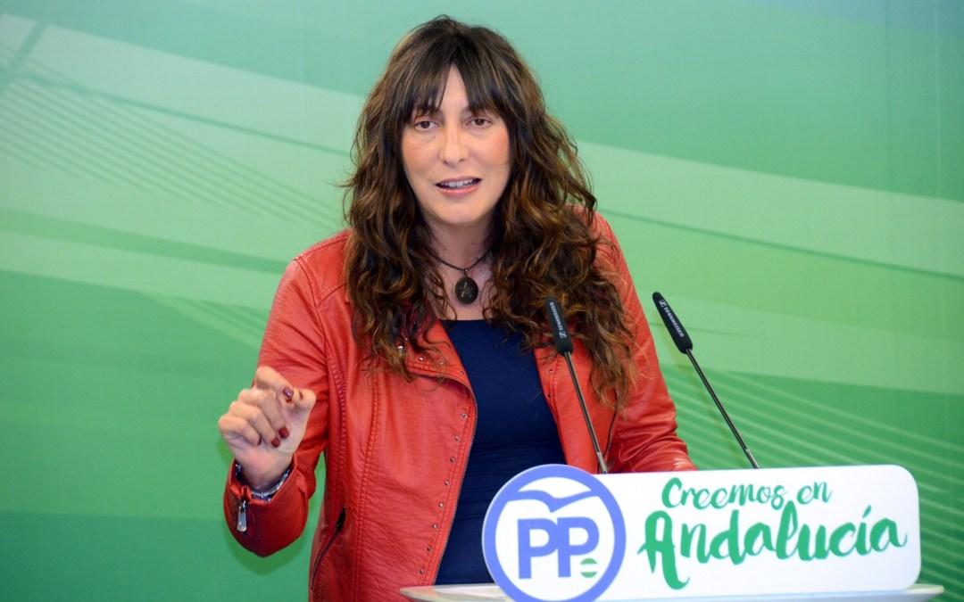 """Loles López: """"Susana Díaz ha convertido a Andalucía en la burbuja del desempleo"""""""
