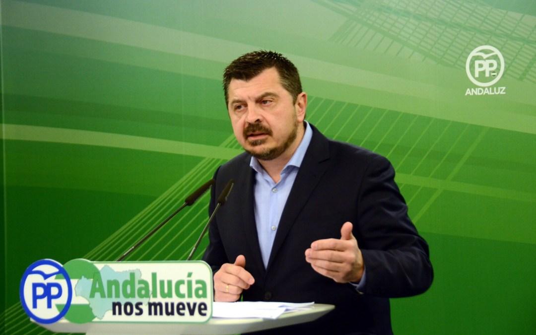 """Martín: """"Chaves debe explicar por qué dio un ERE a una empresa vinculada a la persona que le presta su chalé de vacaciones"""""""