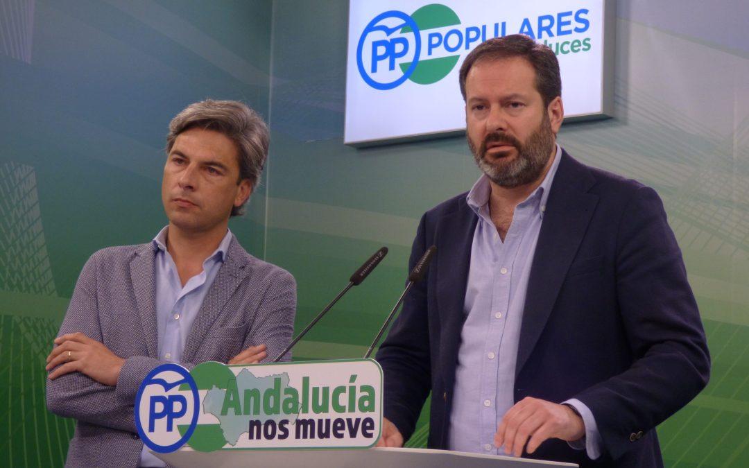 El PP se personará en el caso del amaño de oposiciones de Bomberos de la Diputación de Córdoba