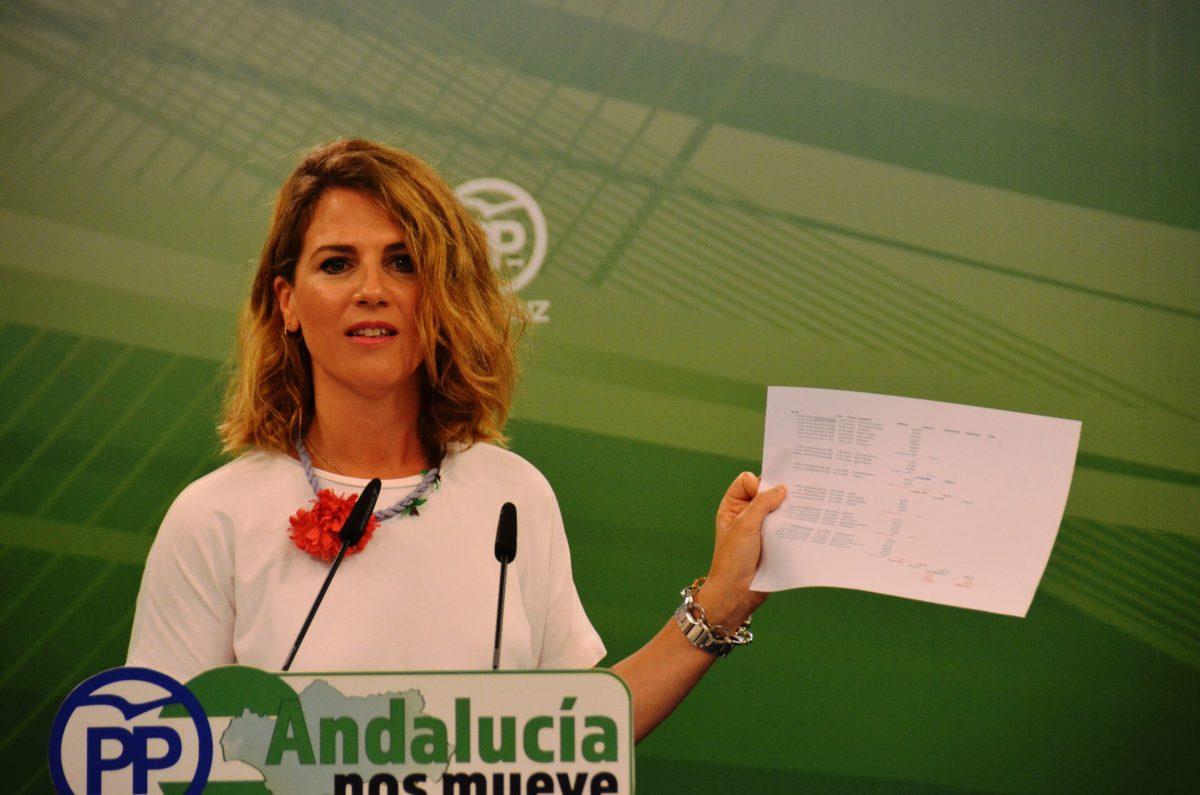 """El PPA exige a Díaz el cese de Carnero y Blanco por la """"escalada de mentiras"""" sobre la Faffe"""