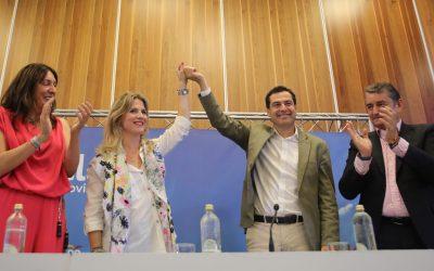 """Moreno: """"El socialismo se acabó en Andalucía, ahora lo que toca es bajar los impuestos a los andaluces"""""""