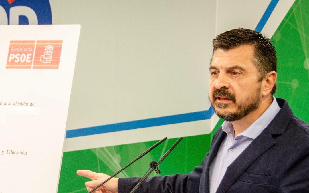 """Martín: """"Es la demostración del modus operandi para comprar voluntades a lo largo y ancho de toda Andalucía"""""""