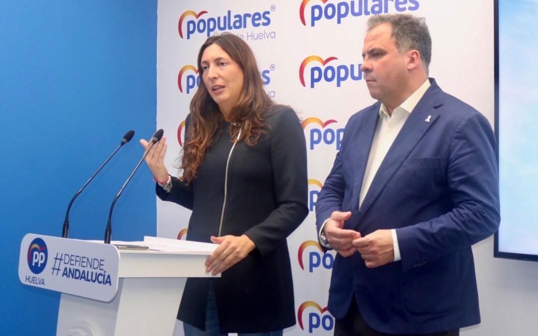 """López: """"El Gobierno andaluz será el dique de contención a las barbaridades y el caos del gobierno de España"""""""