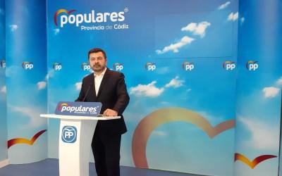 Martín expone al Gobierno de Sánchez el decálogo de reclamaciones para Andalucía