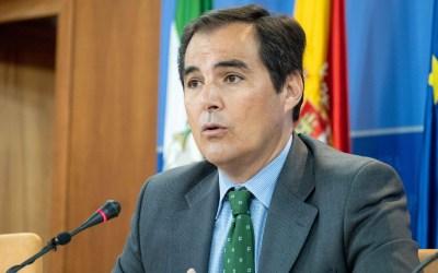 """Nieto: """"Hay una estrategia de Sánchez para desmantelar el estado autonómico y Andalucía tiene que responder"""""""